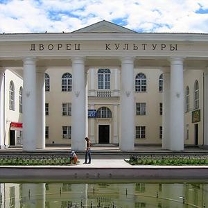 Дворцы и дома культуры Старой Кулатки