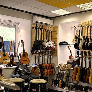 Музыкальные магазины Старой Кулатки