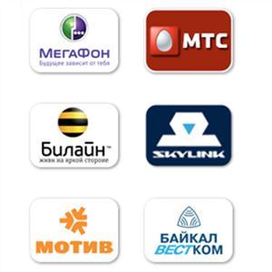 Операторы сотовой связи Старой Кулатки