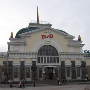 Железнодорожные вокзалы Старой Кулатки